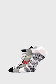 3 PACK дамски чорапи Piki 51