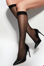 Силонови чорапи до под коляното Pipsy 20 DEN