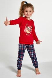 Пижама за момичета Reindeer