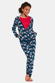 Дамски пижамен сет Roxy със спортно горнище