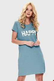 Нощничка за бременни и кърмачки Happy mommy