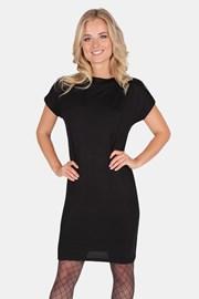 Дамска рокля EVONA Voda черна
