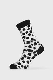 Дамски чорапи BlackWhite бели