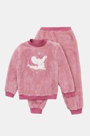 Топлещ домашен комплект за момичета Unicorn