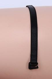 Текстилни презрамки 10 мм - черни