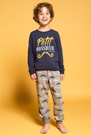 Пижама за момчета Petit Monsieur