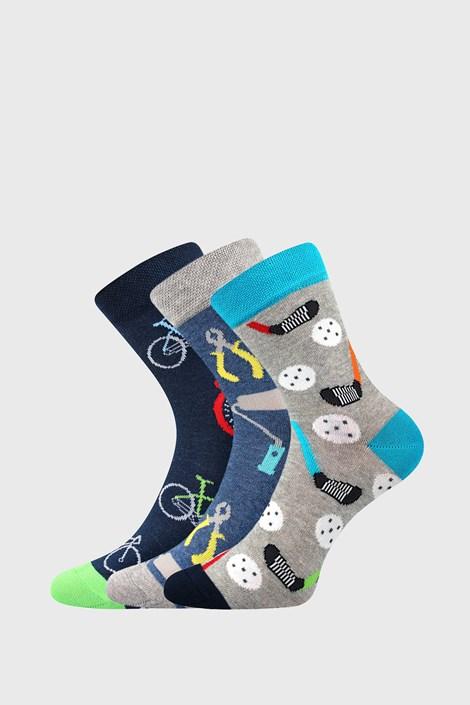 3 PACK чорапи за момчета Freetime