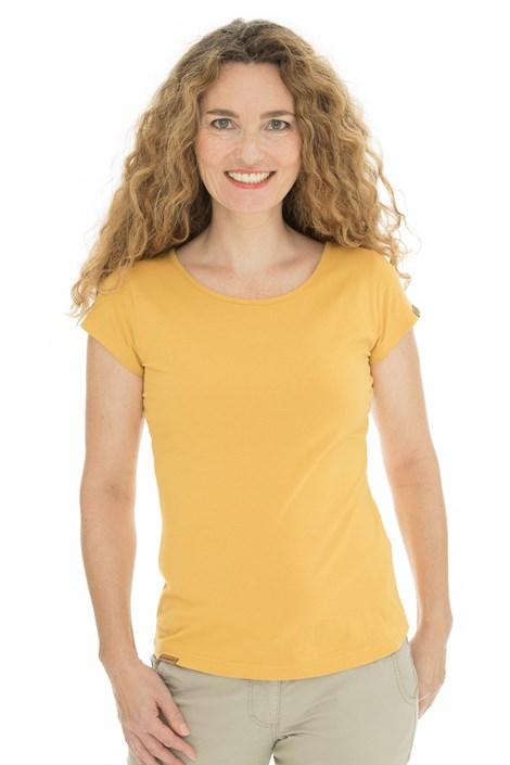 Дамска жълта тениска Bushman Natalie II