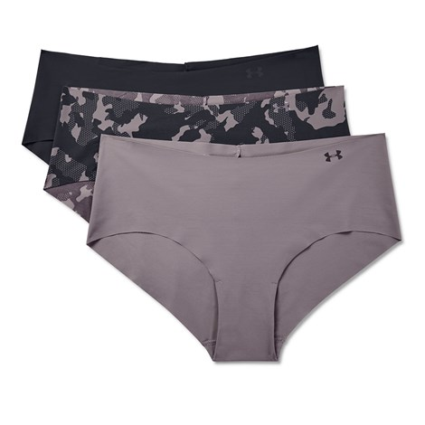 3 PACK спортни бикини Under Armour Hipster