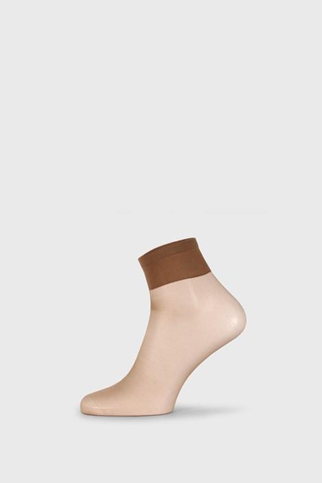 2 PACK дамски силонови къси чорапи 20 DEN II