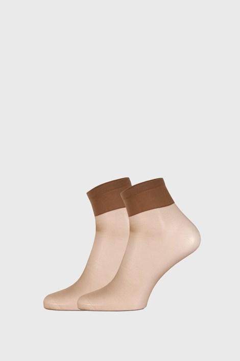 2 PACK силонови къси чорапи 20 DEN II