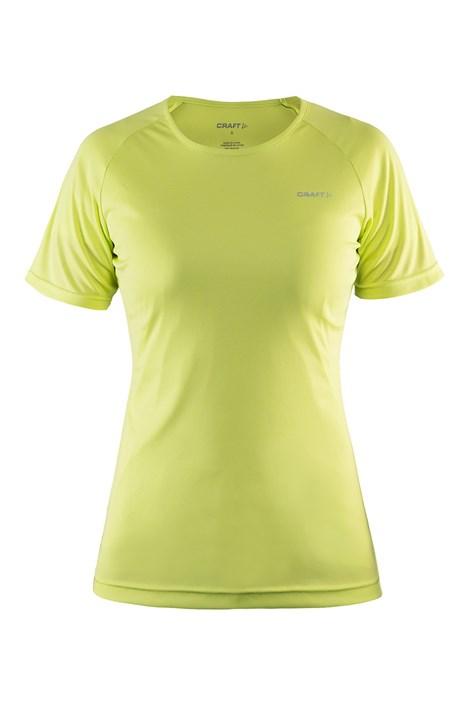 Dámske tričko CRAFT Prime zelené