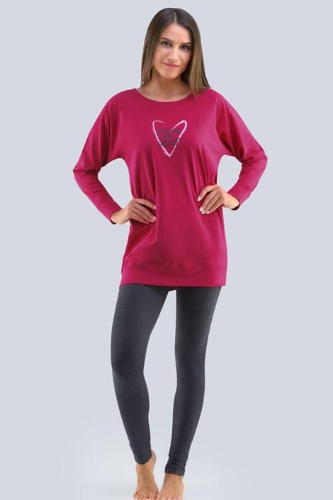 Дамска пижама Hearth