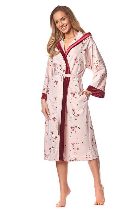 Дамски халат Azalia памучен
