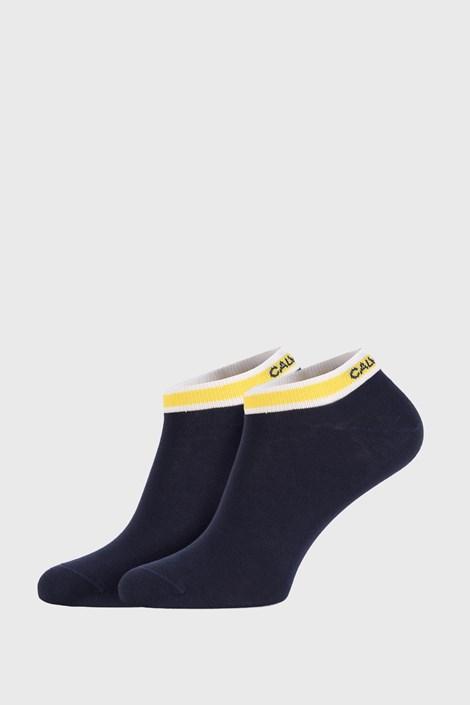 2 PACK дамски чорапи Calvin Klein Spencer