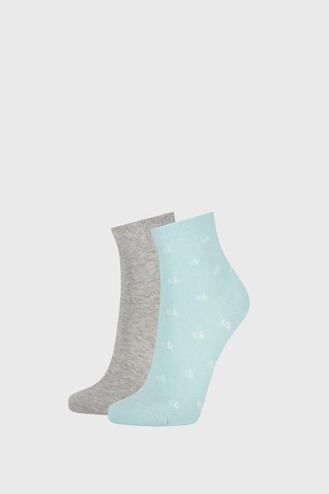 2 PACK дамски чорапи Calvin Klein Gretchen