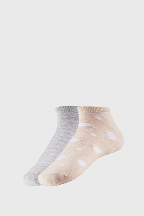 2 PACK дамски чорапи до глезена Adreana