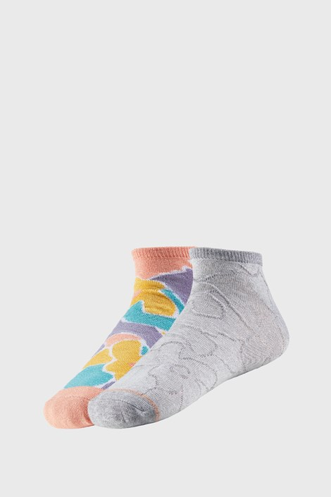 2 PACK дамски чорапи до глезена Claretta