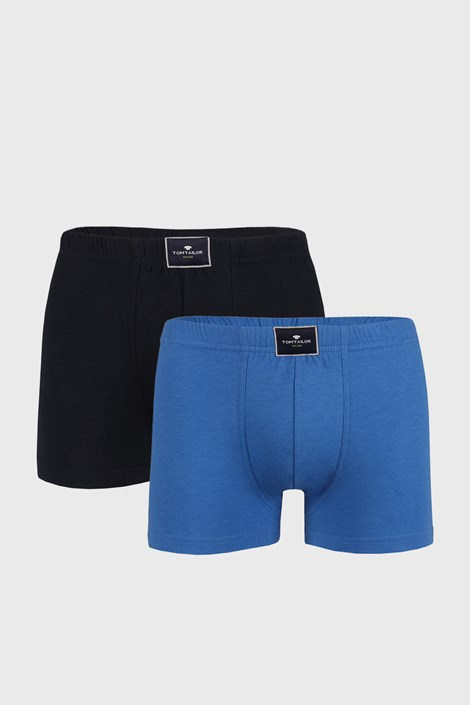 2 PACK сини боксерки Tom Tailor Palm