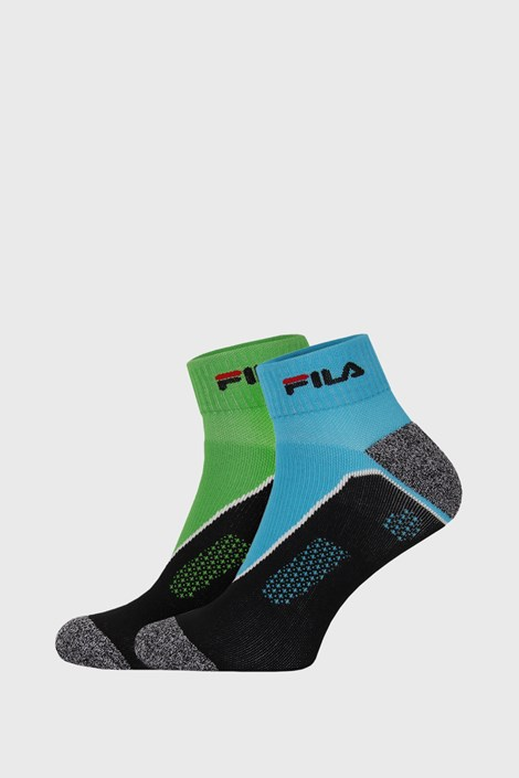 2 PACK чорапи FILA Running Fluo