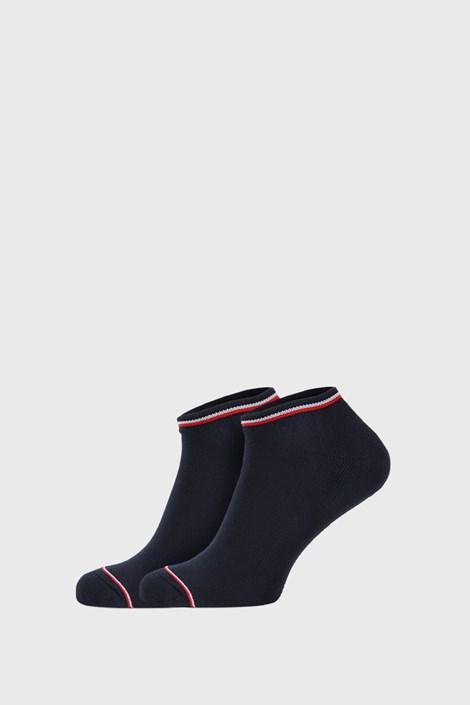 2 PACK сини чорапи Tommy Hilfiger Iconic Sneaker
