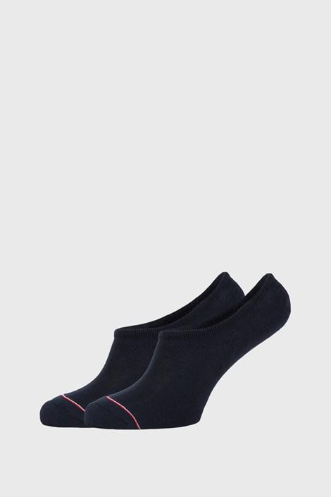 2 PACK сини къси чорапи Tommy Hilfiger Iconic