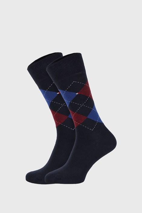 2 PACK чорапи Tommy Hilfiger Check Original
