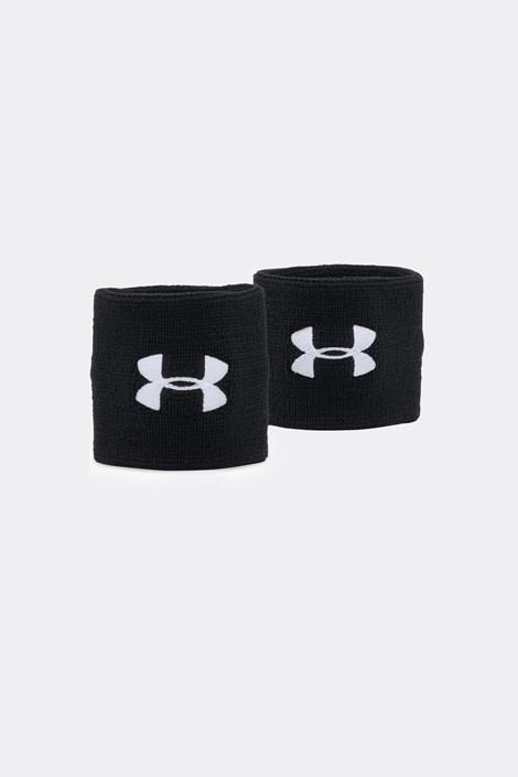 2 PACK черни ленти за ръце Under Armour