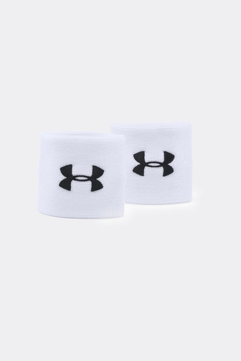 2 PACK бели ленти за ръце Under Armour