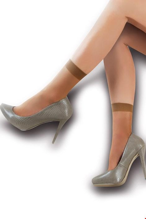 2 PACK къси чорапи Adalia 15 DEN