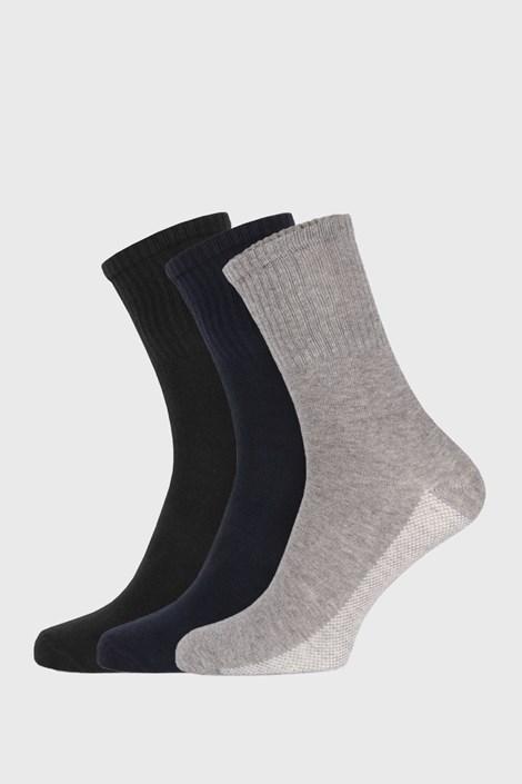 3 PACK цветни спортни чорапи unisex