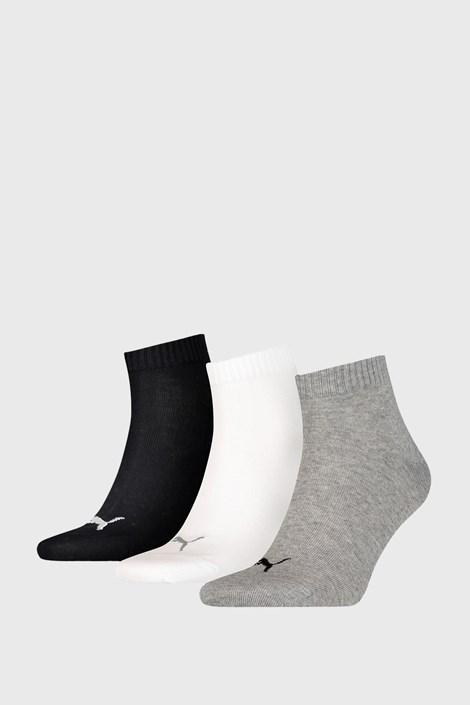 3 PACK чорапи Puma Quarter Plain