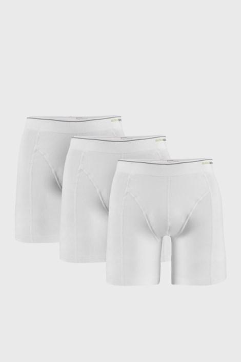 3 PACK бели боксерки Tender