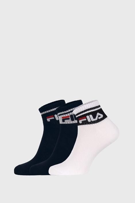 3 PACK дамски чорапи FILA Navy