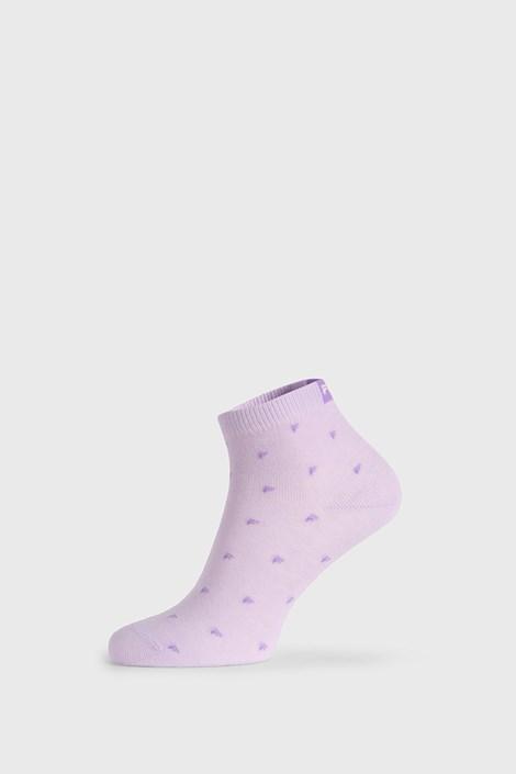 3 PACK чорапи до глезена FILA Flower
