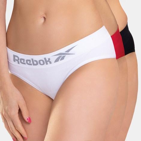 3 PACK бикини Reebok Winifred