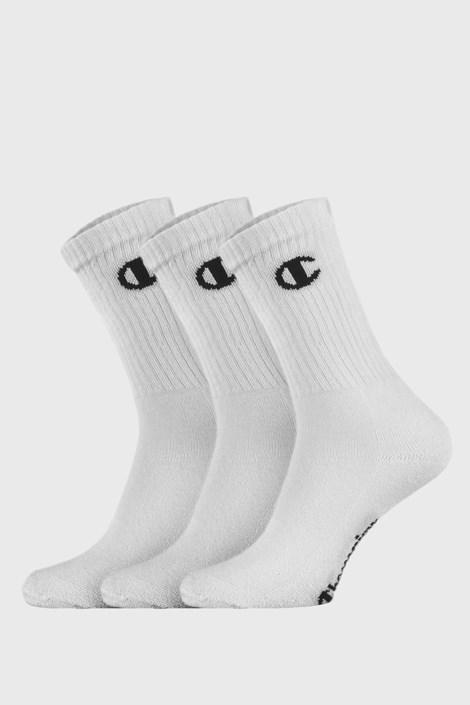 3 pack дълги бели чорапи Champion