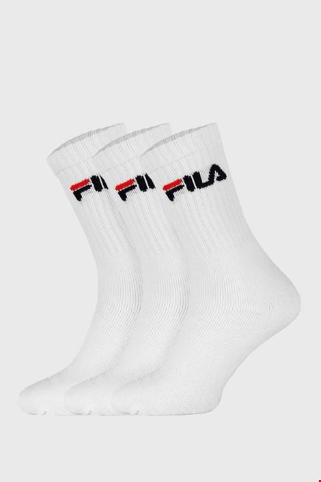 3 pack бели по-дълги чорапи FILA