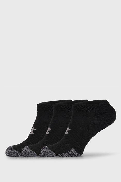 3 PACK черни чорапи Under Armour