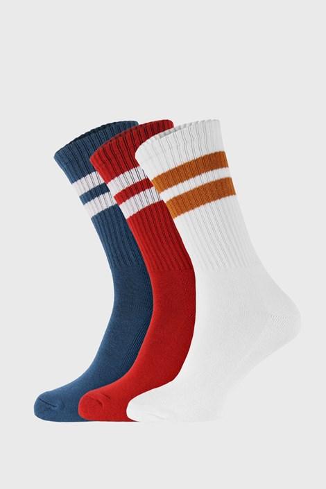 3 PACK цветни чорапи Active