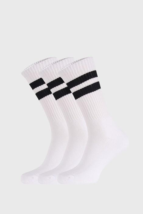 3 PACK бели чорапи Active