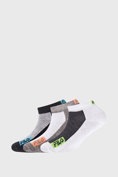 3 PACK детски спортни чорапи FILA Invisible