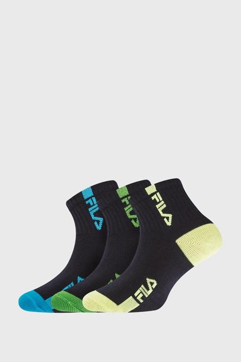 3 PACK детски чорапи FILA Fluo