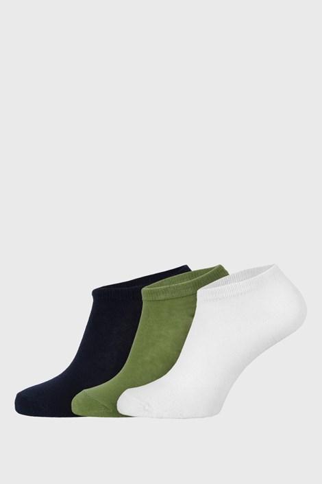 3 PACK детски по-къси чорапки Jungle