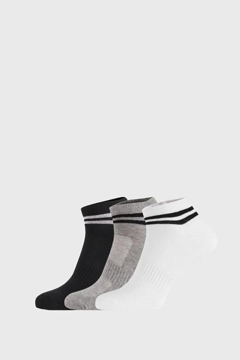 3 PACK къси чорапи Grover