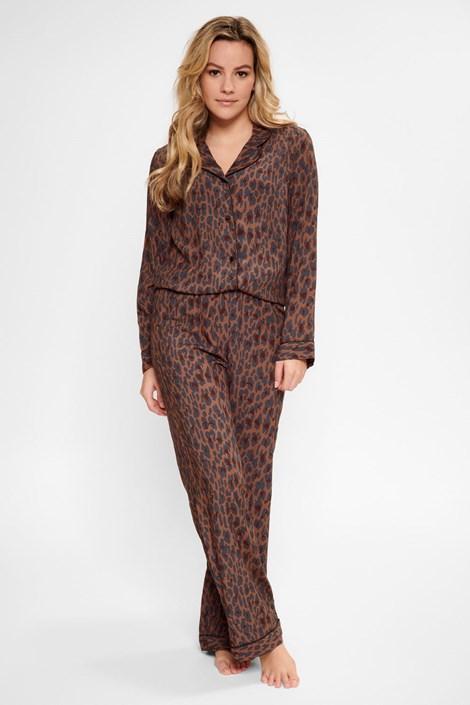 Дамска пижама Animal