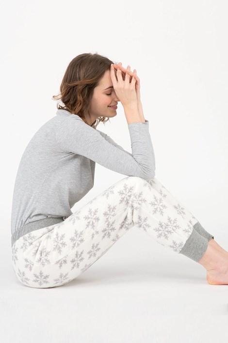 Дамско долнище на пижама Snow