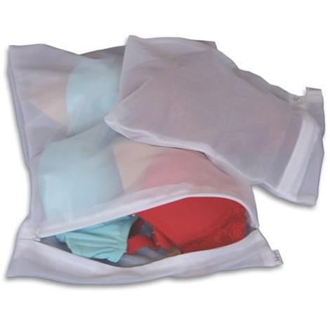 Двойна опаковка торбички за пране на бельо