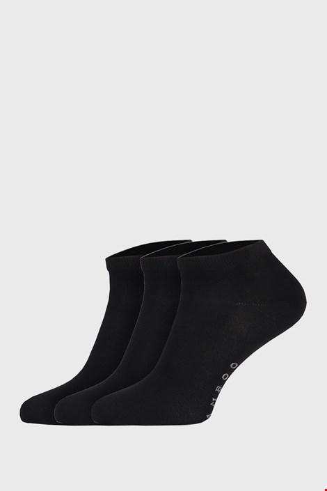 3 PACK черни бамбукови чорапи Desi