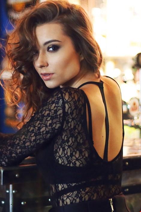 Декоративни презрамки за гръб Emma